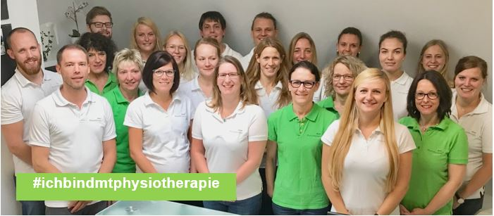 dmt. Physiotherapie Jobs Physiotherapeuten